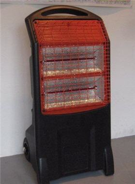 Heaters Radiant Heater Hire To Accelerate Room Fabric Drying